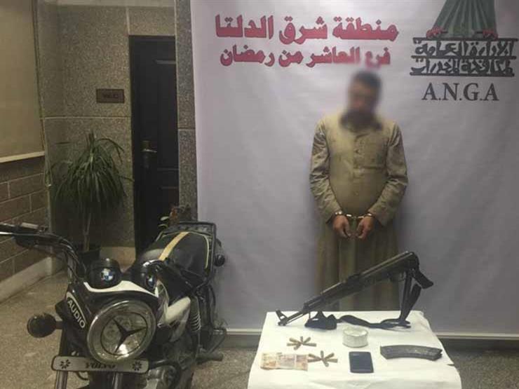 ضبط 260 طربة حشيش بحوزة 5 متهمين بـ 3 محافظات