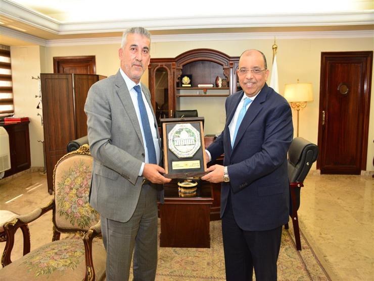 وزير التنمية المحلية يؤكد دعم مصر الكامل للشعب الفلسطيني وقضيته