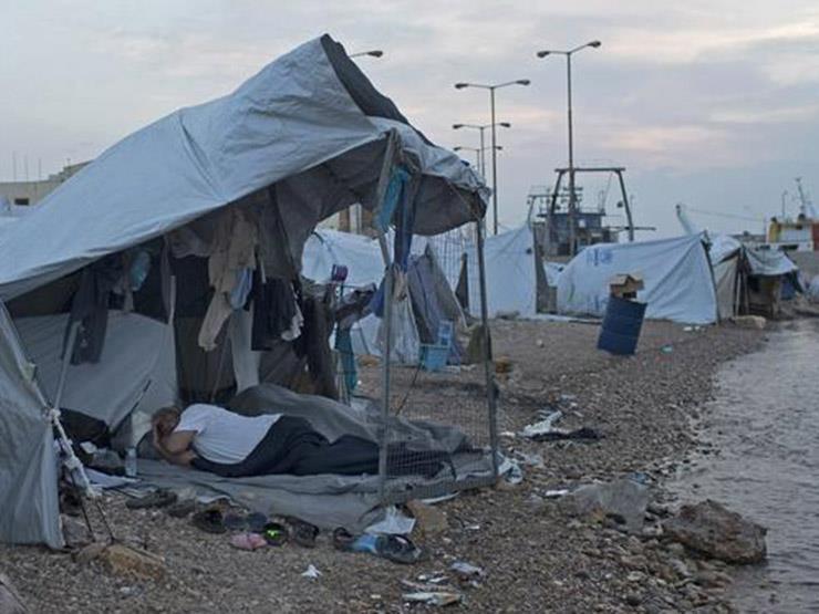 أزمة في جزيرة ليسبوس اليونانية بسبب معاناة اللاجئين والسكان المحليين