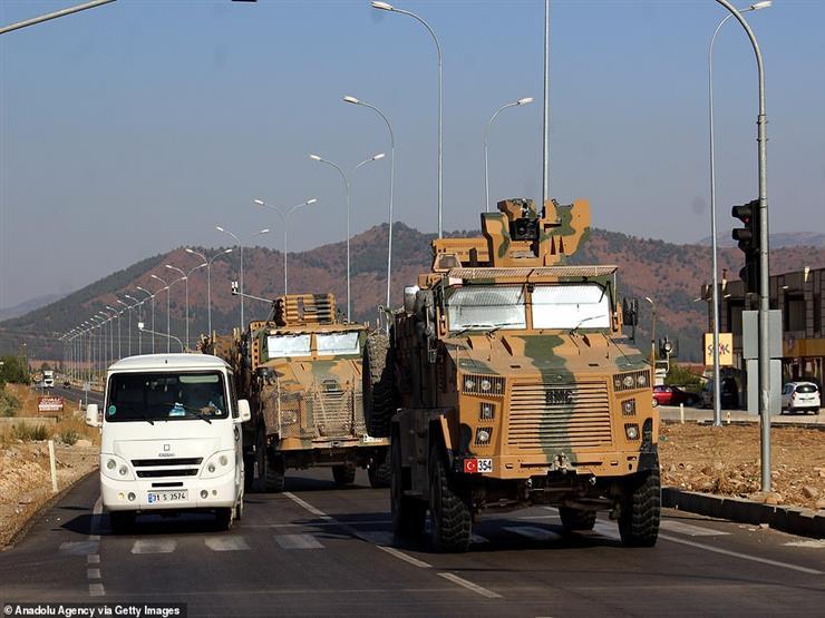 رئيس الوزراء اليوناني يندد بالتوغل التركي في شمال سوريا