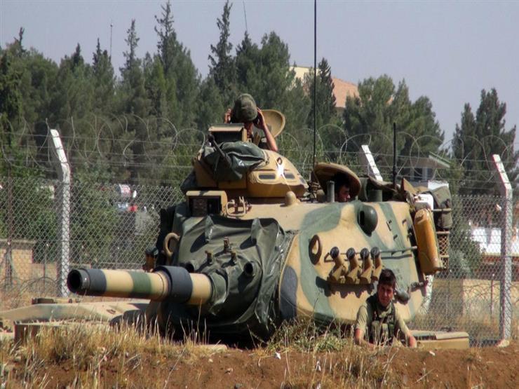 المرصد السوري: القوات التركية تشن هجومًا عنيفًا على مدينة رأس العين