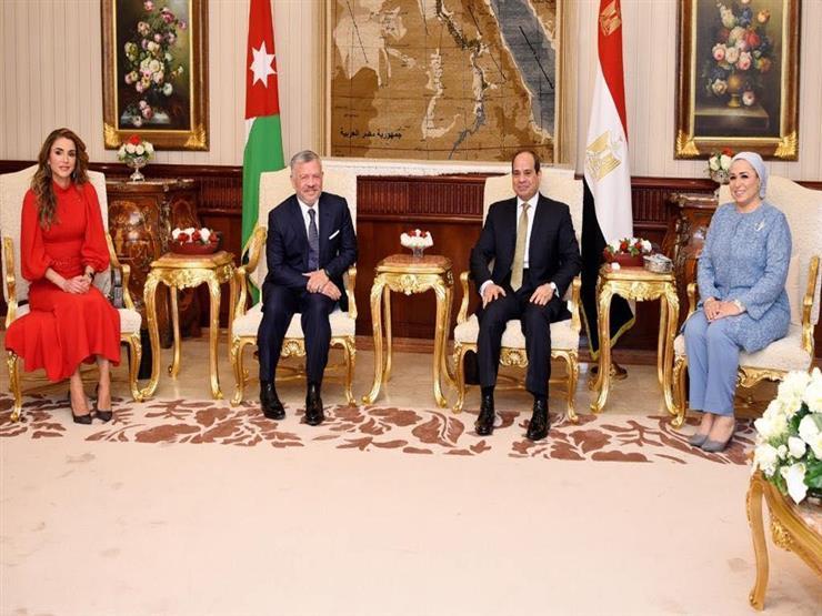 نشاط السيسي في أسبوع: توجيهات جديدة للحكومة.. واستقبال ملك الأردن