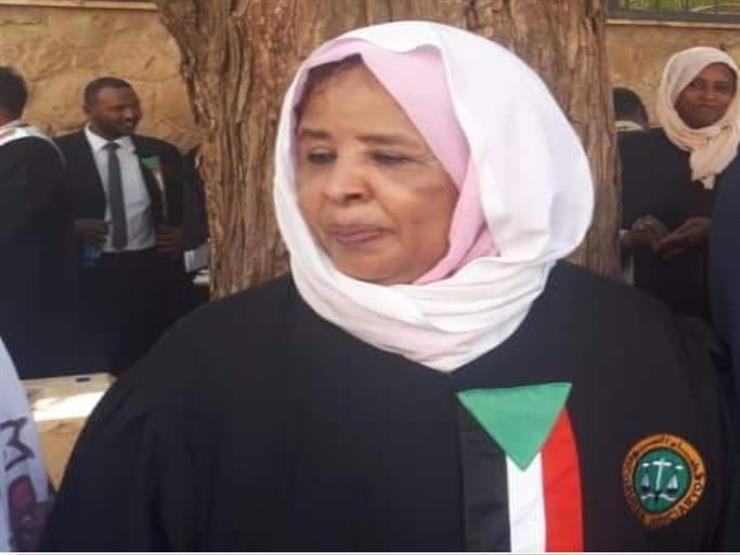 المرأة الحديدية .. من هي أول رئيسة للقضاء في تاريخ السودان؟   مصراوى