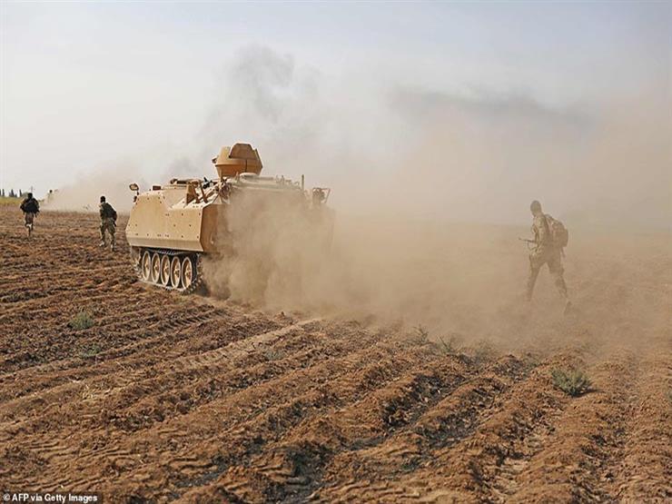 تركيا تبدأ العدوان على سوريا.. وتقصف مواقعا للجيش