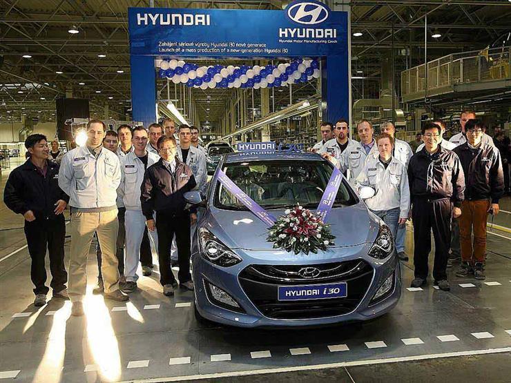 """في 52 عامًا.. مبيعات """"هيونداي موتور"""" تتجاوز 80 مليون سيارة حول العالم"""