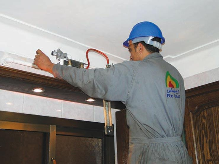 إجراءات وشروط توصيل الغاز الطبيعي للمنازل بالتقسيط وبدون فوائد