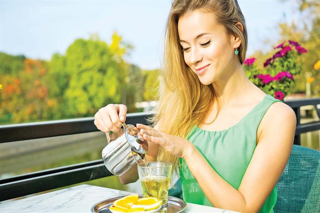لماذا ينجح الشاي الأخضر في حرق الدهون؟.. إليك الكمية والتوقيت المناسب