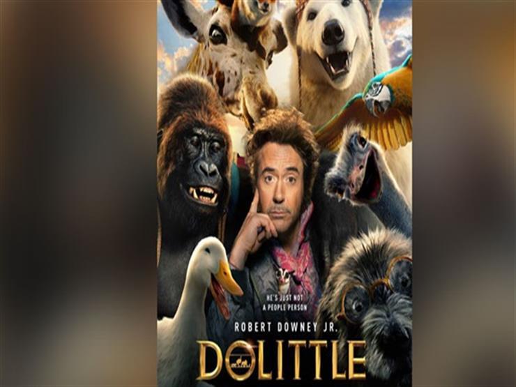 """بالفيديو.. طرح الإعلان الرسمي لـ """"Dolittle"""""""