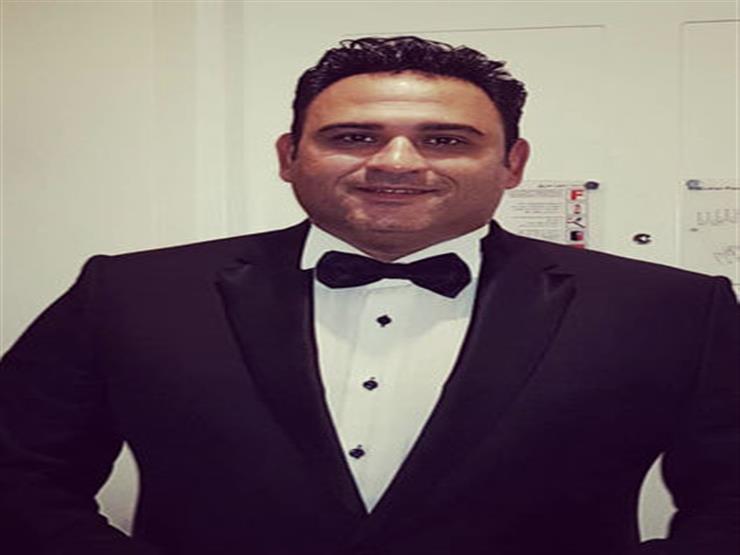أكرم حسني بصحبة فاندام في العاصمة السعودية الرياض