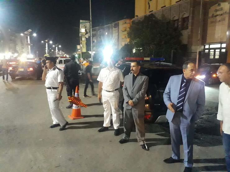 في حملة ليلية.. ضبط 12 سائقا لتعاطيهم المخدرات في بورسعيد