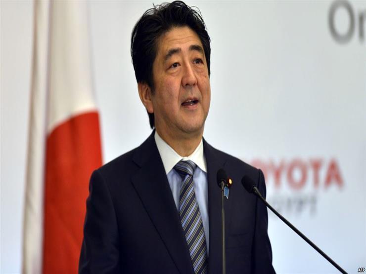 """""""كانت تقل شينزو آبي""""..  نشوب حريق في طائرة رئيس وزراء اليابان"""