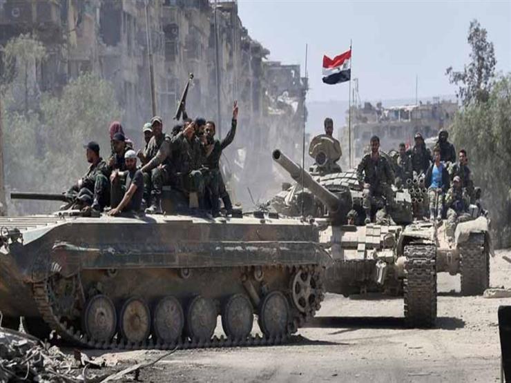 """""""سانا"""": الجيش السوري يسقط طائرة تركية مسيرة في إدلب"""
