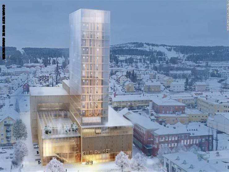 """""""سواتش"""" تدشن أكبر مبنى مصنوع من الخشب بسويسرا"""