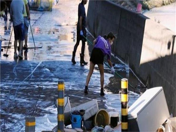 """ارتفاع عدد ضحايا إعصار """"هاجيبيس"""" باليابان إلى 35"""