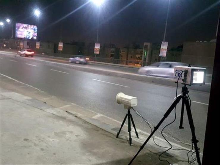 رادارات الجيزة  تلتقط 230 مخالفة خلال 24 ساعة   مصراوى
