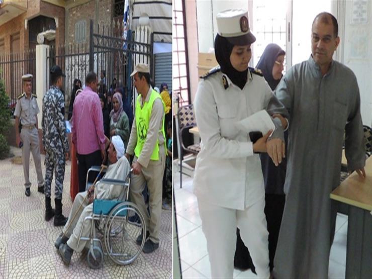 لرفع العبء عن كاهل المواطنين.. الداخلية تنظم قافلة طبية في قرية بالقليوبية