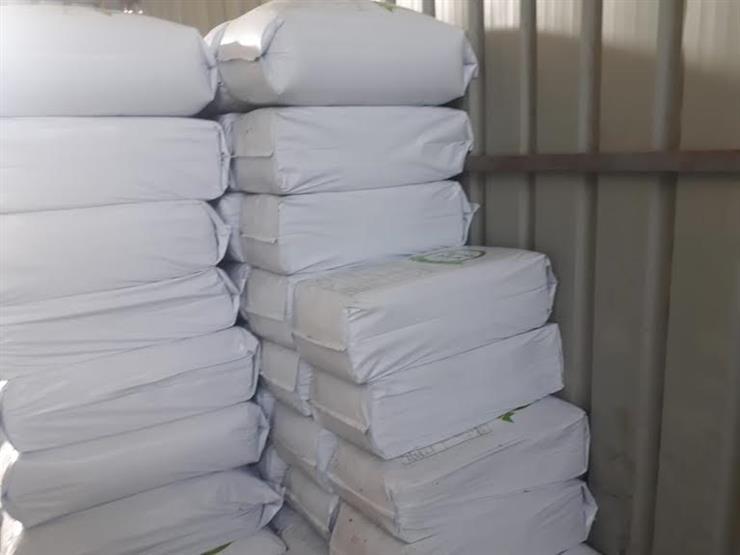 ضبط 22 طن أعلاف مجهولة المصدر في حملة بالإسكندرية   مصراوى