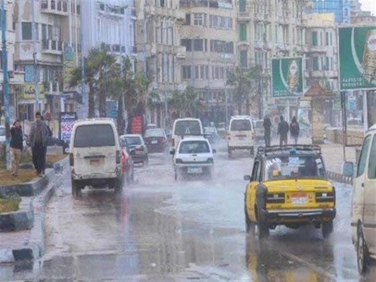 بينها القاهرة.. الأرصاد تعلن أماكن سقوط الأمطار الرعدية والسيول