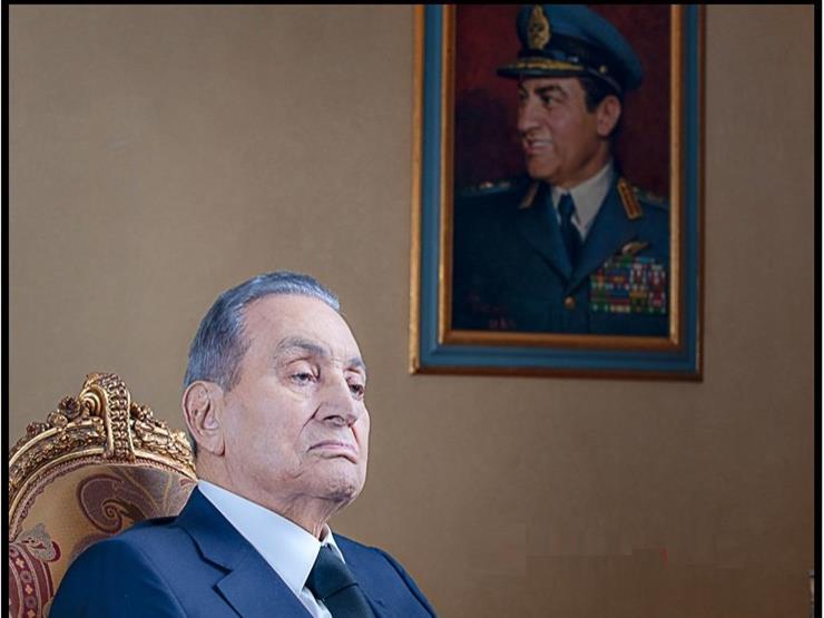 """""""يجب أن يعلمها الشباب"""".. مبارك يستعيد ذكرياته عن حرب أكتوبر (فيديو)"""