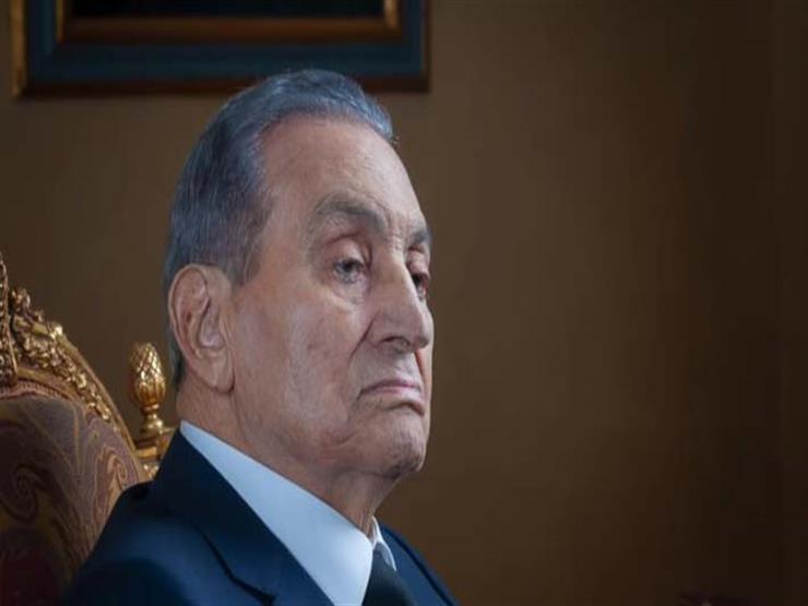 علاء مبارك عبر  تويتر : والدي أجرى عملية جراحية   مصراوى