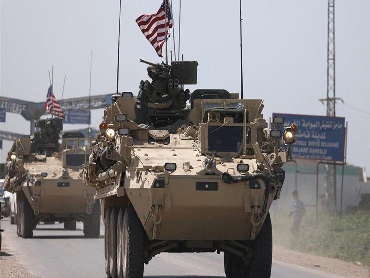 المرصد: القوات الأمريكية تواصل انسحابها من قواعدها العسكرية شمال سوريا
