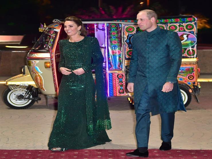 كيت ميدلتون تخطف الأنظار بإطلالات ساحرة في باكستان