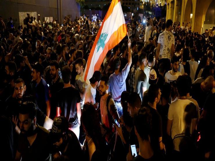 سندات لبنان الدولارية تنخفض بسبب استمرار احتجاجات شعبية لليوم الثاني