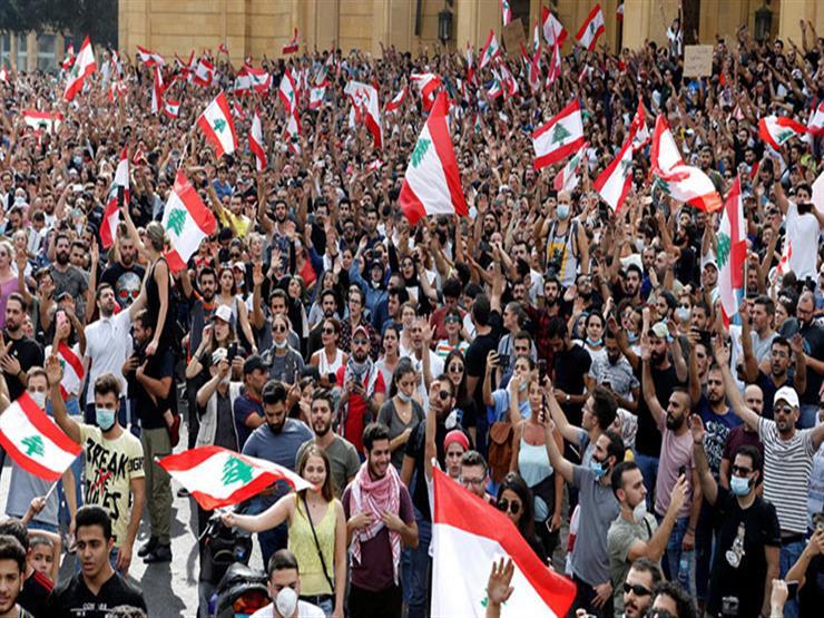 إصابة 7 أشخاص في طرابلس في إطلاق نار خلال مظاهرة بلبنان