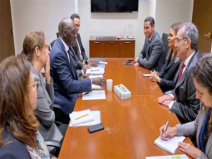 مصر تبحث مع البنك الدولي زيادة التعاون في مجال التحول الرقمي