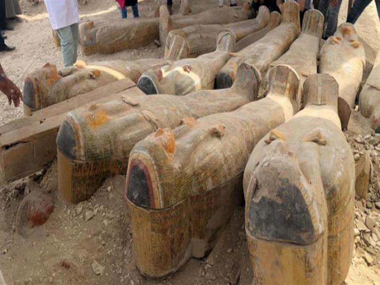 """جدل 67 في المقبرة 33.. """"خبيئة توابيت الأقصر"""" تثير الجدل بين الأثريين"""