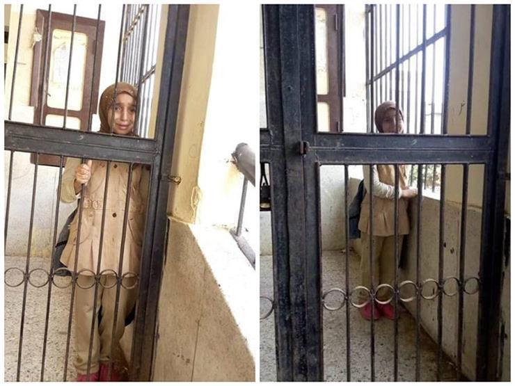 """عم عادل أنقذني"".. ""هيام"" تروي تفاصيل ساعتي رعب في مدرستها بكفر الشيخ"