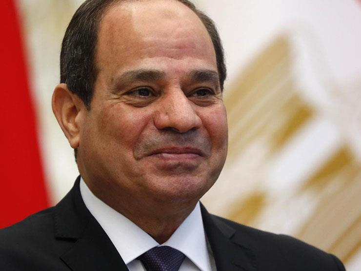 السيسي يهنئ الشعب التونسي على انتخاب قيس سعيد رئيسًا للجمهورية