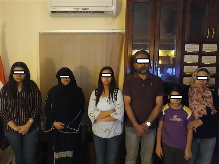 سقوط طالبة ادعت اختطاف شقيقتها للانتقام من مندوب مبيعات في الأميرية
