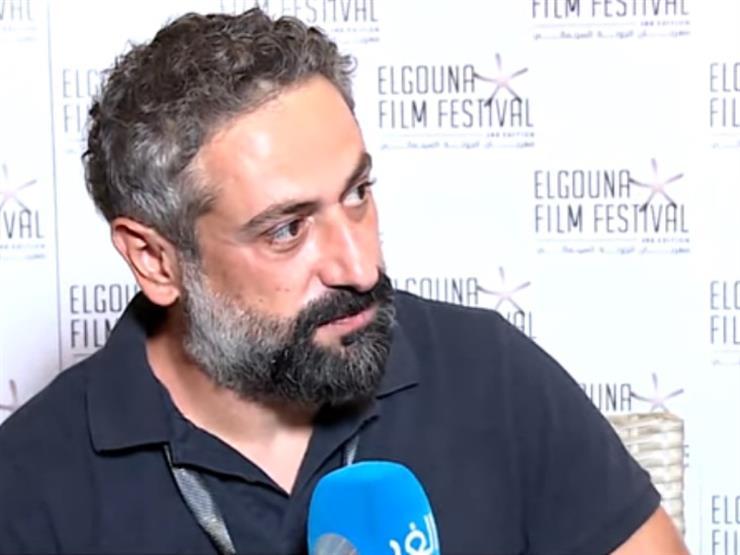 """بعد عرض فيلمه """"1982"""" بمهرجان الجونة.. رودريج سليمان: ردود الفعل جيدة جدًّا"""
