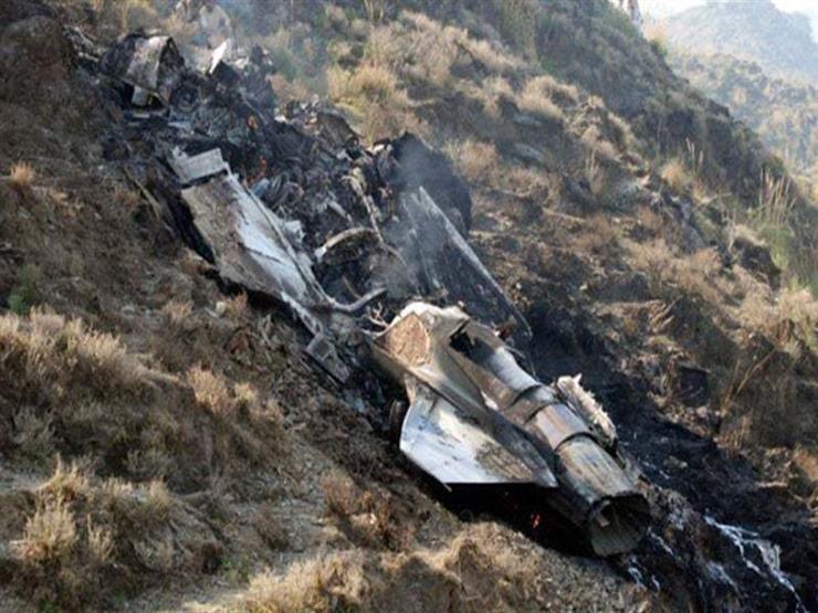 """مصرع 5 أشخاص في حادث تحطم مقاتلة أمريكية من طراز""""إف 17"""""""
