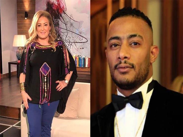 فيديو| محمد رمضان يحتفل بعيد ميلاد نهال عنبر في المغرب