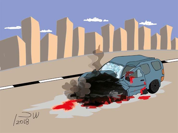إصابة 3 أشخاص في حادث سير بالشرقية