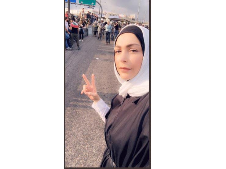 """أمل حجازي عن تطور أحداث لبنان: """"بلشت الإشاعات"""""""