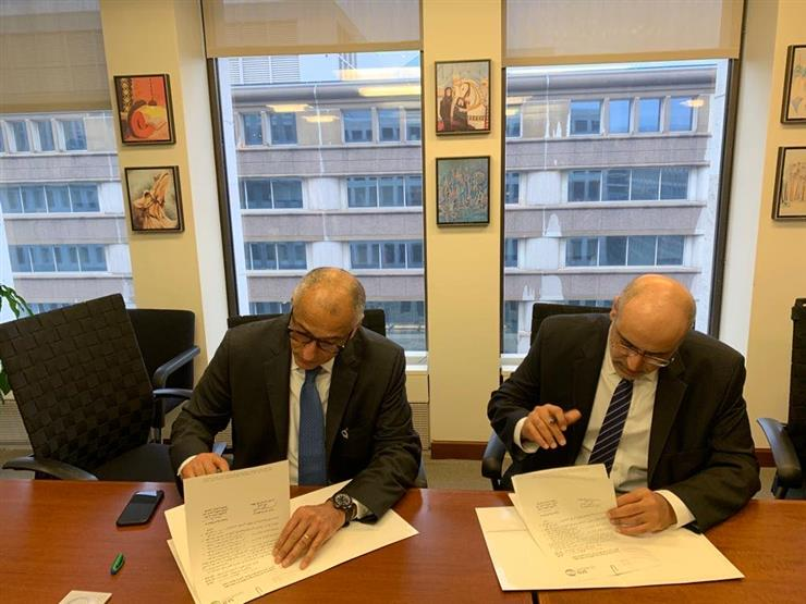 مصر توقع اتفاقاً لتجديد الودائع السعودية في البنك المركزي