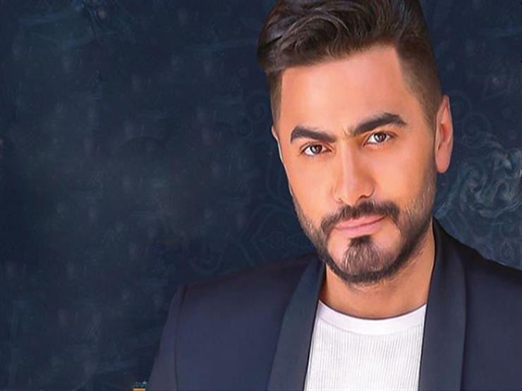 """الشاعر حسام سعيد يكشف لـ""""مصراوي"""" كواليس تعاونه مع تامر حسني بألبومه المقبل"""