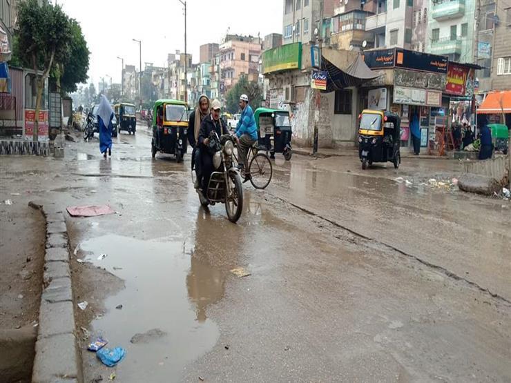 درجات الحرارة في مصر لمدة أسبوع