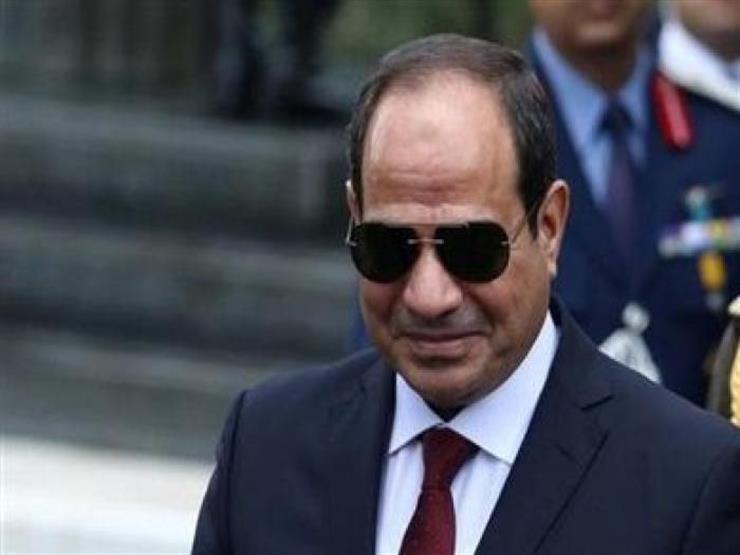 السيسي يعرب عن تطلع مصر لاستمرار التعاون الوثيق مع مفوضية الاتحاد الأفريقي