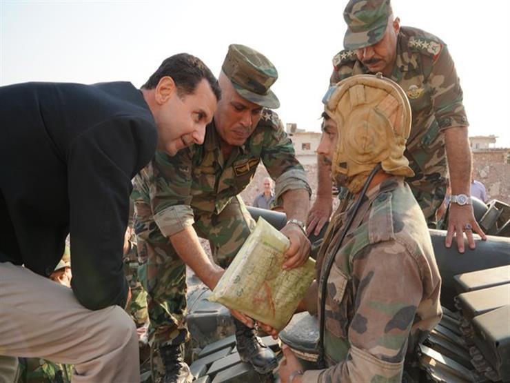 أول إجراء اتخذه الأسد فور بدء العدوان التركي على سوريا