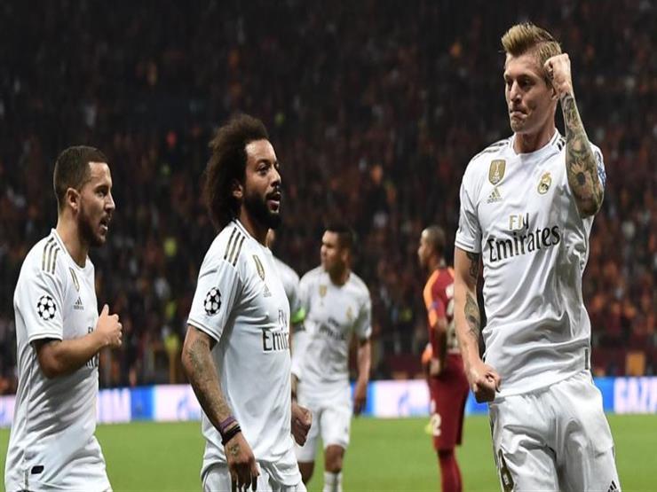 دوري الأبطال.. ريال مدريد يُسقط جالطة سراي.. وثلاث خماسيات