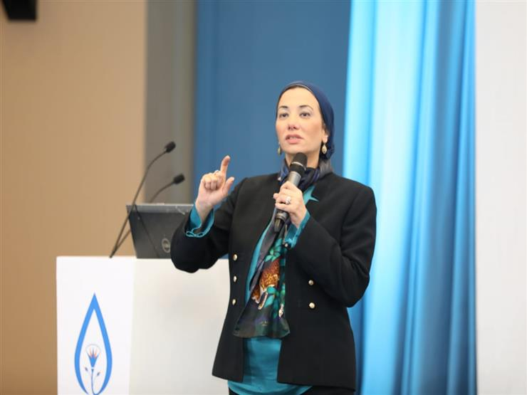 وزيرة البيئة تستعرض تجربة مصر في الاقتصاد الدوار بالمؤتمر الأفريقي
