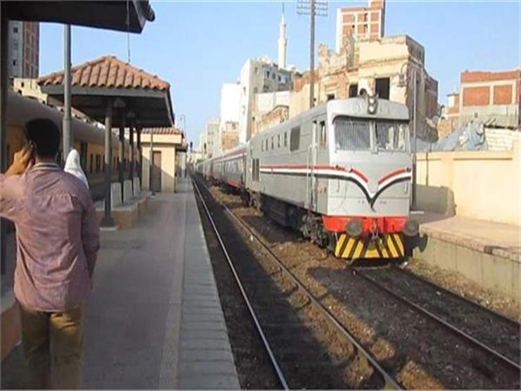 إغلاق وإزالة ٢٢ معبرًا عشوائيًا للسكة الحديد بدمياط