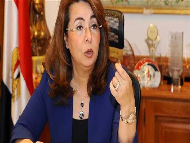 وزيرة التضامن تضع حجر أساس تطوير مؤسسة تثقيف الفتيات بمصر القديمة
