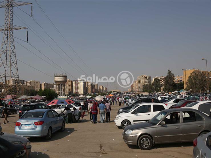 مدير سوق الجمعة: سبتمبر شهد بيع وتوثيق 6500 سيارة مستعملة.. وأطالب بأفرع للبنوك بالسوق