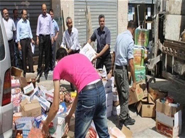 تحرير 19 مخالفة تموينية في أبوقرقاص بالمنيا