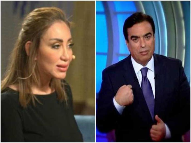 """""""اديتك أكبر من حجمك"""".. رسالة جديدة من ريهام سعيد لجورج قرداحي"""